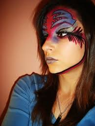 beautiful angel makeup