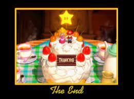 Cake - Super Mario Wiki, the Mario encyclopedia