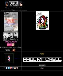 Saul Hair Design Saul Hair Design Competitors Revenue And Employees Owler