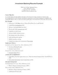 Sample Objectives Resume Entry Level Writing For View Download