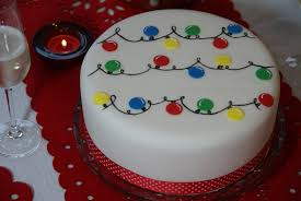 Simple Cake Decorating Designs Christmas Cake Decorating Ideas utnavi 90