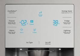 Turning On/Off the Energy Saver Mode | 31.8 cu.ft 4-Door French Door  Refrigerator