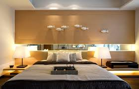 Coole Deko Ideen Schlafzimmer Mit Spiegel Und Moderne Schlafzimmer