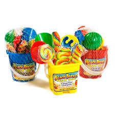 Beach Bucket Toys N' Treats 12ct.