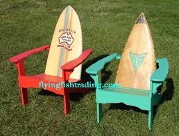 surfboard furniture. 2 Surfboard Chairs Fftc | By Tropical Adirondack Furniture