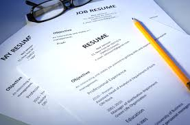 Updating Your Resume Resume Template Ideas