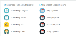 Expense Report Online Billing Software