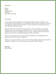 Professional Business Letters Examples Professional Business Thank You Letter Examples Piqqus Com