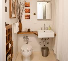 How To Decorate A Bathroom On A Budget Lovely Small Bathroom Decor ...