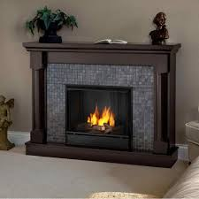 fireplace tv stand corner set of ceramic fiber propane gel ethanol or gas logs set gel