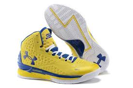 under armour shoes stephen curry 2016. men\u0027s/women\u0027s under armour stephen curry one nba finals mid basketball shoes yellow/blue 2016 h