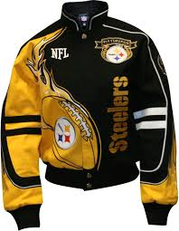 pittsburgh steelers jackets