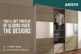 Dual Colour Wardrobe Designs Pin By Aristo India On Aristo Wardrobe Design Design
