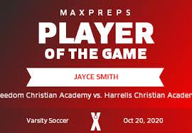 Jayce Smith | FCA, Fayetteville, NC | MaxPreps