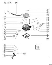 КатаРог запчастей mercruiser остаРьные 440 trs gm 454 v 8 1983 carburetor and automatic choke 370 400