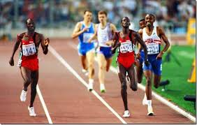 Trends In Middle Distance Running Training And The Effects On Middle