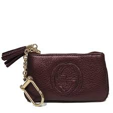gucci keychain wallet. gucci soho keychain wallet at queen bee of beverly hills