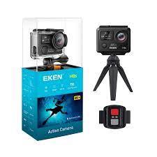 Camera Hành Trình Eken H6S Chống Rung EIS (Tặng 01 Pin) - Matech.vn