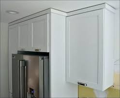 how to install crown molding on kitchen cabinets kitchen cabinet molding astounding kitchen cabinet cutting crown