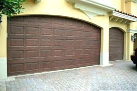 gel stain garage door can you over large size of metal