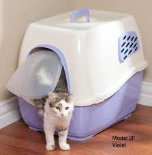 image covered cat litter. Marchioro Bill Litter Box Image Covered Cat