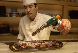 Sushi Cook Kaze Sushi Chef Kaze Chan Returns With New Restaurant Sushi