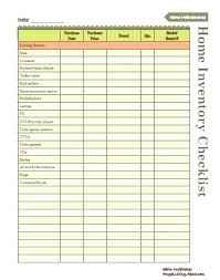 household inventory template. Home Food Inventory Excel Template Household Inventory Spreadsheet