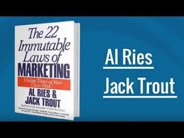 22 Immutable Laws Of Marketing The 22 Immutable Laws Of Marketing By Al Ries And Jack Trout Animated Video Review