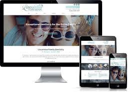 Dental Office Website Design Stunning Design Gallery Great Dental Websites Custom Sites For Dentists