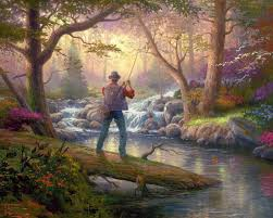 it doesn t get much better 2001 thomas kinkade postmodern or not