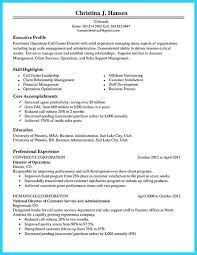 Resume For Call Center Agent No Experience Mysetlist Co