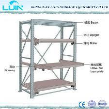 china semi open vertical mould storage racks 800 10000kg load q235b cold roller steel supplier
