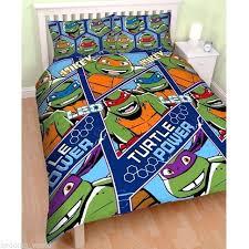 tmnt bed set double bed dimension teenage mutant ninja turtles duvet cover set blue green tmnt