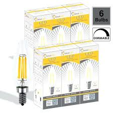 chandeliers chandelier led bulb oxford light watt candelabra bulbs 6 bullet tip canada