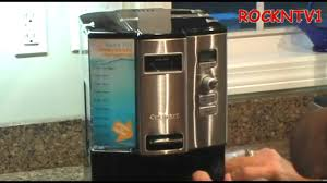 The 6 best cuisinart coffee makers of 2020. Coffee On Demand Caffeine Fix Review Dcc 3000 Cuisinart Coffee Maker Youtube