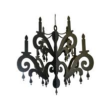 chandelier cardboard chandelier amazing chandelier with jewels elegant black home party decor paper chandelier party