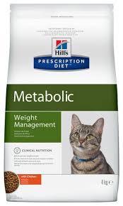<b>Корм</b> для кошек <b>Hill's Prescription</b> Diet при избыточном ве ...
