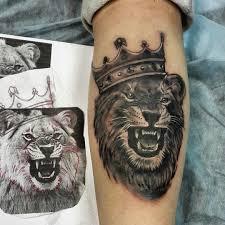 лев в короне добавлено алексей клочков
