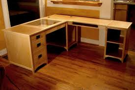 maple computer desk ready for delivery