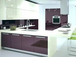 high gloss cabinets white kitchen cabinet purple glossy design cupboard doors full size