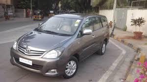 Buy Used 2010 Toyota Innova V 7 STR (Top) in Mumbai - YouTube