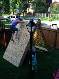 backyard climbing wall photo 6 of mincing thoughts kids climbing play structure building a climbing wall backyard climbing wall