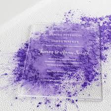 personalised acrylic wedding invitations by twenty seven Wedding Invitations Uk Not On The High Street personalised acrylic wedding invitations wedding invitations uk high street