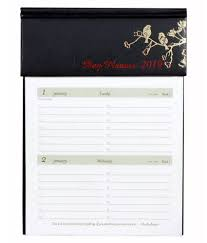 Nightingales Day Planner New Year Diary 2019 Size A5 14 5 X