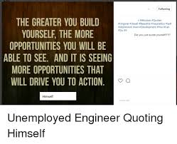 Depression Quote Classy R Following THE GREATER YOU BUILD YOURSELF THE MORE OPPORTUNITIES