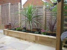 Small Picture Garden Ideas Railway Sleepers Best Garden Ideas garden ideas with