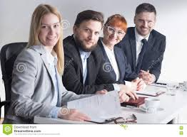 happy recruiters at work stock photo image 72265744 happy recruiters at work