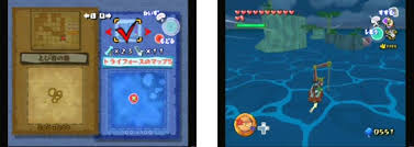 Treasure Chart 6 The Legend Of Zelda The Wind Waker Cube Walkthrough And