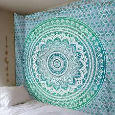2018 indian mandala tapestry tai chi wall hanging tapestries hippie bohemian decorative wall carpet yoga mats