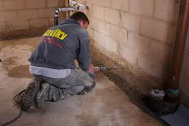 French Drains Basements | French Drain Basement Solutions